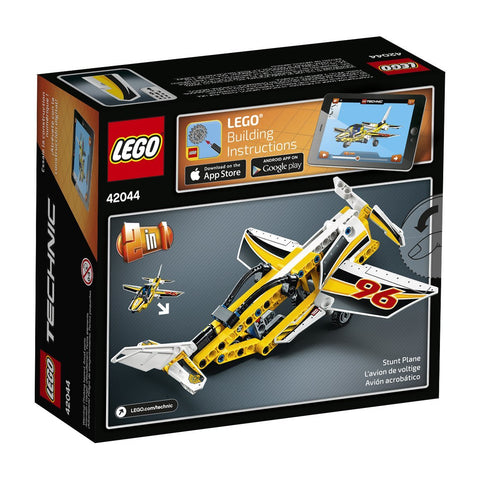 Technic Display Team Jet 42044-2