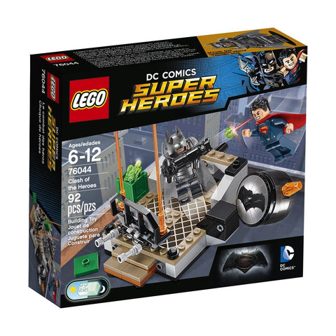 LEGO Super Heroes Clash of the Heroes 76044 brickskw bricks kw kuwait online