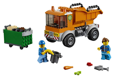 City Garbage Truck 60220-3