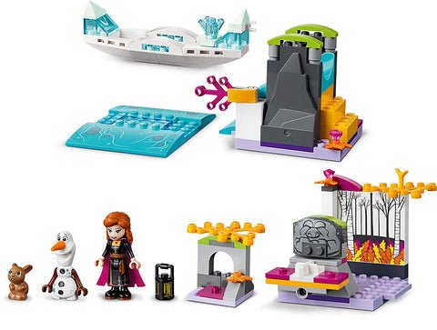 Disney Frozen II Anna's Canoe Expedition 41165-5