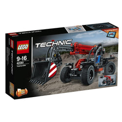 Technic telehandlers 2in1 42061