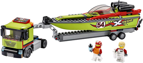 City Race Boat Transporter 60254-3