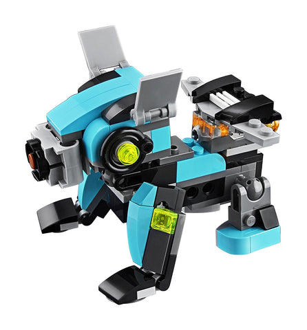 Creator Robo Explorer 31062 3in1-6