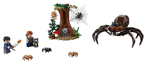 Harry Potter Aragog's Lair 75950-3