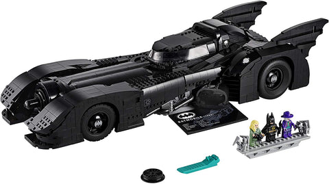 DC Batman 1989 Batmobile 76139-3
