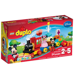 LEGO Duplo l Disney Mickey Mouse Clubhouse Mickey & Minnie Birthday Parade 10597 brickskw bricks kw kuwait online