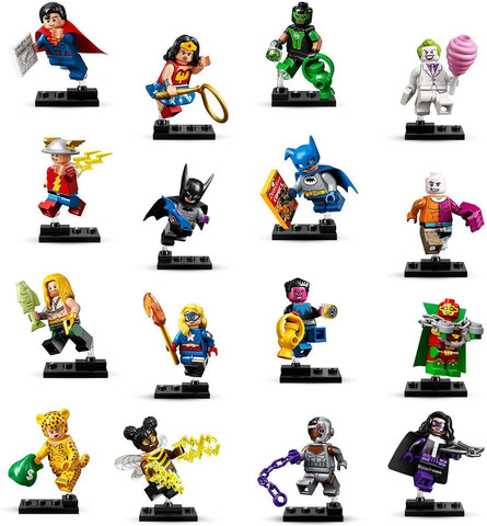 Minifigures DC Super Heroes Series 71026-3