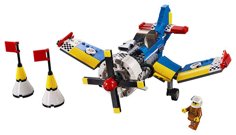 Creator Race Plane 3in1 31094-3