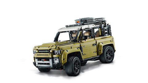 Technic Land Rover Defender 42110-5