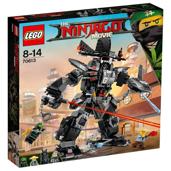 Lego Ninjago movie Garma Mecha Man 70613 brickskw bricks kw kuwait online