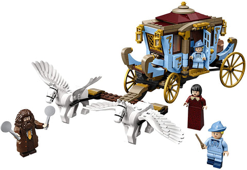 Harry Potter Beauxbatons' Carriage: Arrival at Hogwarts 75958-3