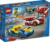 City Racing Cars 60256