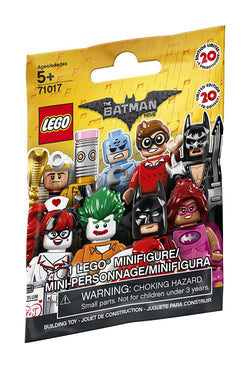 LEGO Minifigures  The LEGO Batman Movie Series 71017 - brickskw bricks kw kuwait