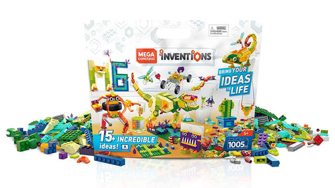 Construx Inventions Deluxe Pack 15in1-1