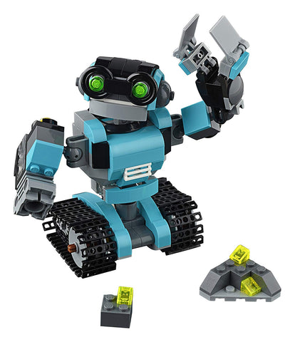 Creator Robo Explorer 31062 3in1-3