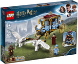 LEGO Harry Potter and The Goblet of Fire Beauxbatons' Carriage: Arrival at Hogwarts 75958 Building Kit (430 Pieces) brickskw bricks kw q8 kuwait online store puzzle lego toys play baby kids adult تركيب ليقو ليجو ذكاء مهارات العاب محل