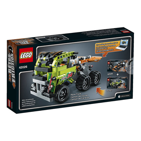Technic Black Champion 42026-2