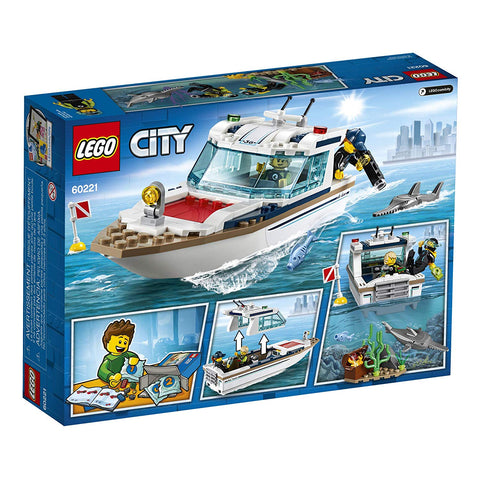 City Diving Yacht 60221-2