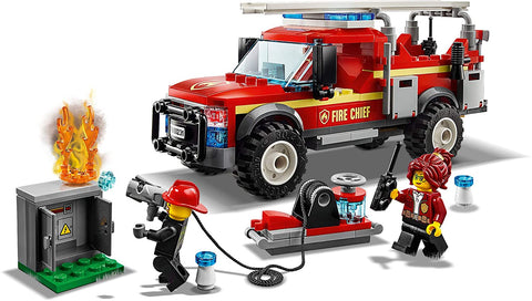 City Fire Chief Response Truck 60231-4
