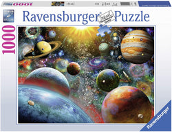 Ravensburger 19858 Planetary Vision Jigsaw Puzzle (1000 Piece)
