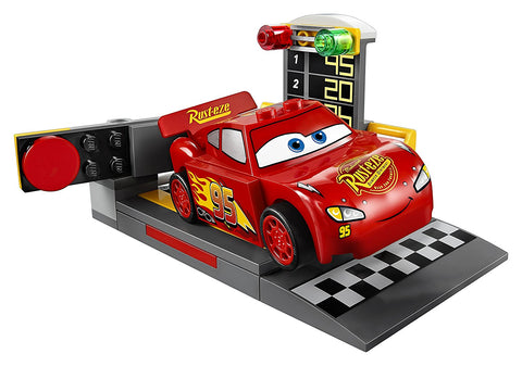 Juniors Lightning McQueen Speed Launcher 10730-5