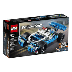 LEGO Technic Police Pursuit 42091 Building Kit , New 2019 brickskw bricks kw kuwait online