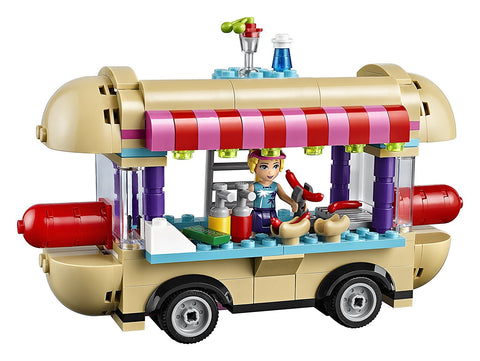 Friends Park Hot Dog Van 41129-4