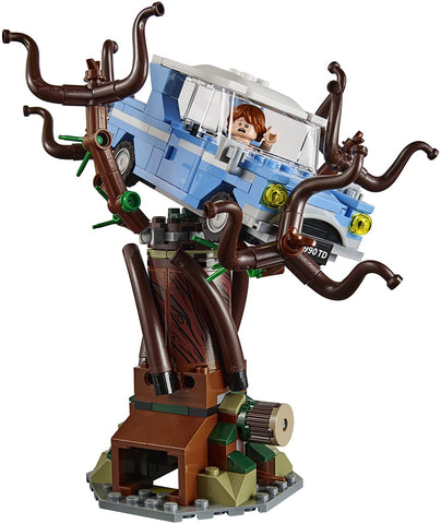 Harry Potter Hogwarts Whomping Willow 75953-4
