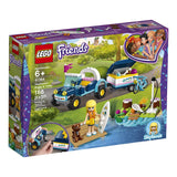 LEGO Friends Stephanie's Buggy & Trailer 41364 Building Kit , New 2019 brickskw bricks kw kuwait online