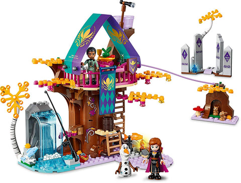 Disney Frozen II Enchanted Treehouse 41164-4
