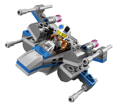 Star Wars Resistance X-Wing Fighter 75125-5