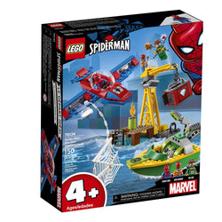 lego marvel Super Heroes Spider-Man: Doc Ock Diamond Heist 76134 brickskw bricks kw kuwait online