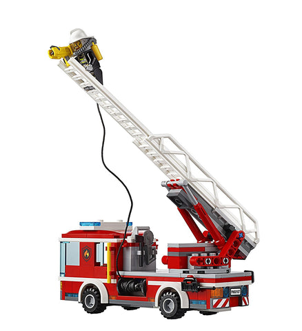 CITY Fire Ladder Truck 60107-5