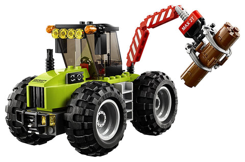 City Forest Tractor 60181-5