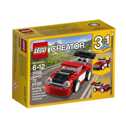 Creator Red Racer 31055