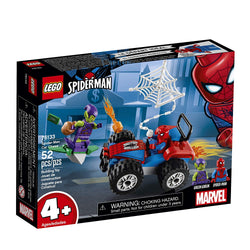 LEGO MARVEL Super Heroes Spider-Man Car Chase 76133 BRICKSKW BRICKS KW KUWAIT ONLINE