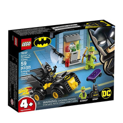 LEGO DC Batman: Batman vs. The Riddler Robbery 76137 Building Kit, New 2019 brickskw bricks kw kuwait online store