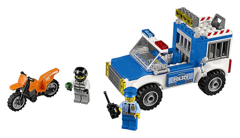 City Juniors Police Truck Chase 10735-3