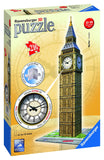 Ravensburger Big Ben 3D Includes Real-Working Clock 125869