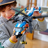 Creator Twin Rotor Helicopter 31096 3in1
