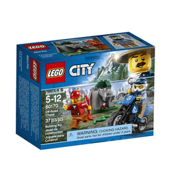 LEGO City Police Off-Road Chase 60170 brickskw bricks kw kuwait online