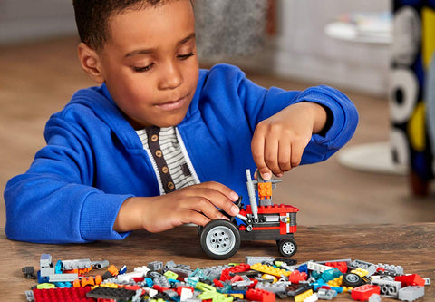 Construx Inventions Wheels Pack 10in1-8