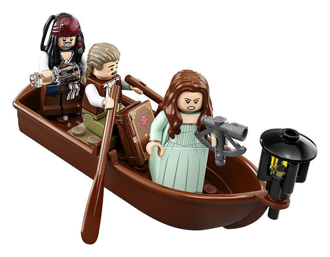 LEGO Pirates of the Caribbean Silent Mary 71042-6