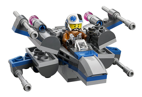 Star Wars Resistance X-Wing Fighter 75125-4