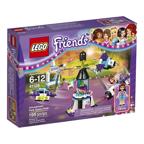 LEGO Friends 41128 Amusement Park Space Ride brickskw bricks kw kuwait