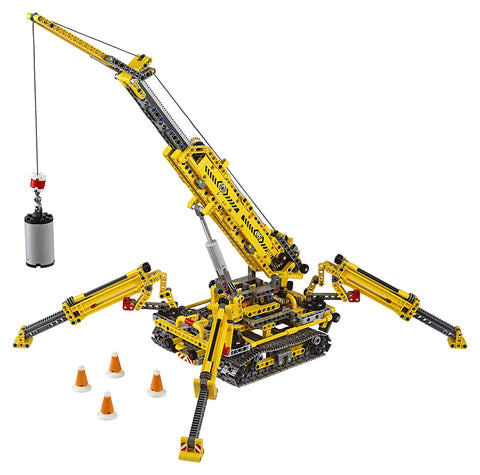Technic Compact Crawler Crane 42097 2in1-3