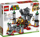 LEGO Super Mario Bowser's Castle Boss Battle Expansion Set 71369 Building Kit; Collectible Toy for Kids to Customize Their LEGO Super Mario Starter Course (71360) Playset, New 2020 (1,010 Pieces) brickskw bricks kw q8 kuwait online store shop website delivery puzzle lego toys play baby kids adult buy avenues jigsaw  الكويت تركيب ليغو ليقو ليجو ذكاء مهارات العاب محل