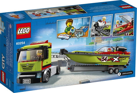 City Race Boat Transporter 60254-2