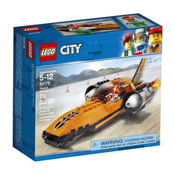 LEGO City Great Vehicles Speed Record Car 60178 brickskw bricks kw kuwait online