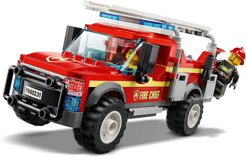 City Fire Chief Response Truck 60231-5